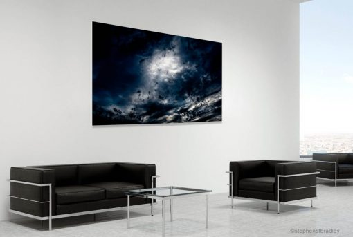 Fine art landscape photograph in a room setting - photo reference 0295.