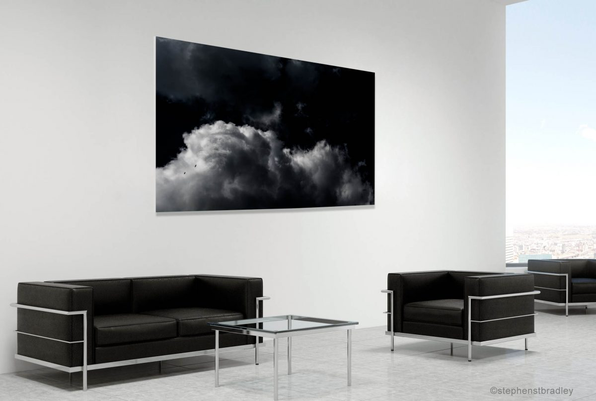 Fine art landscape photograph in a room setting - photo reference 1718.