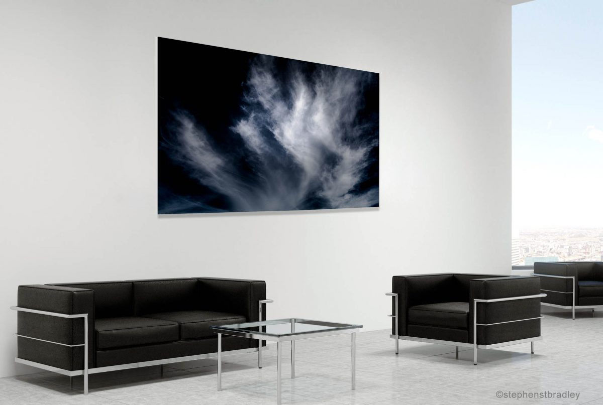 Fine art landscape photograph in a room setting - photo reference 4864.