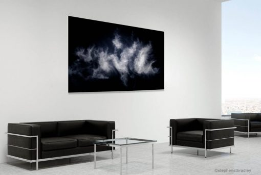 Fine art landscape photograph in a room setting - photo reference 4880.