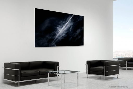 Fine art landscape photograph in a room setting - photo reference 4933.