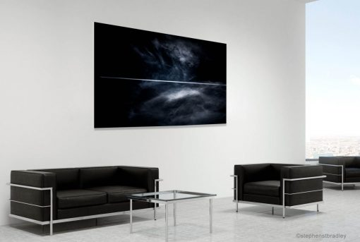 Fine art landscape photograph in a room setting - photo reference 4944.