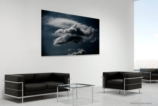 Fine art landscape photograph in a room setting - photo reference 5810.