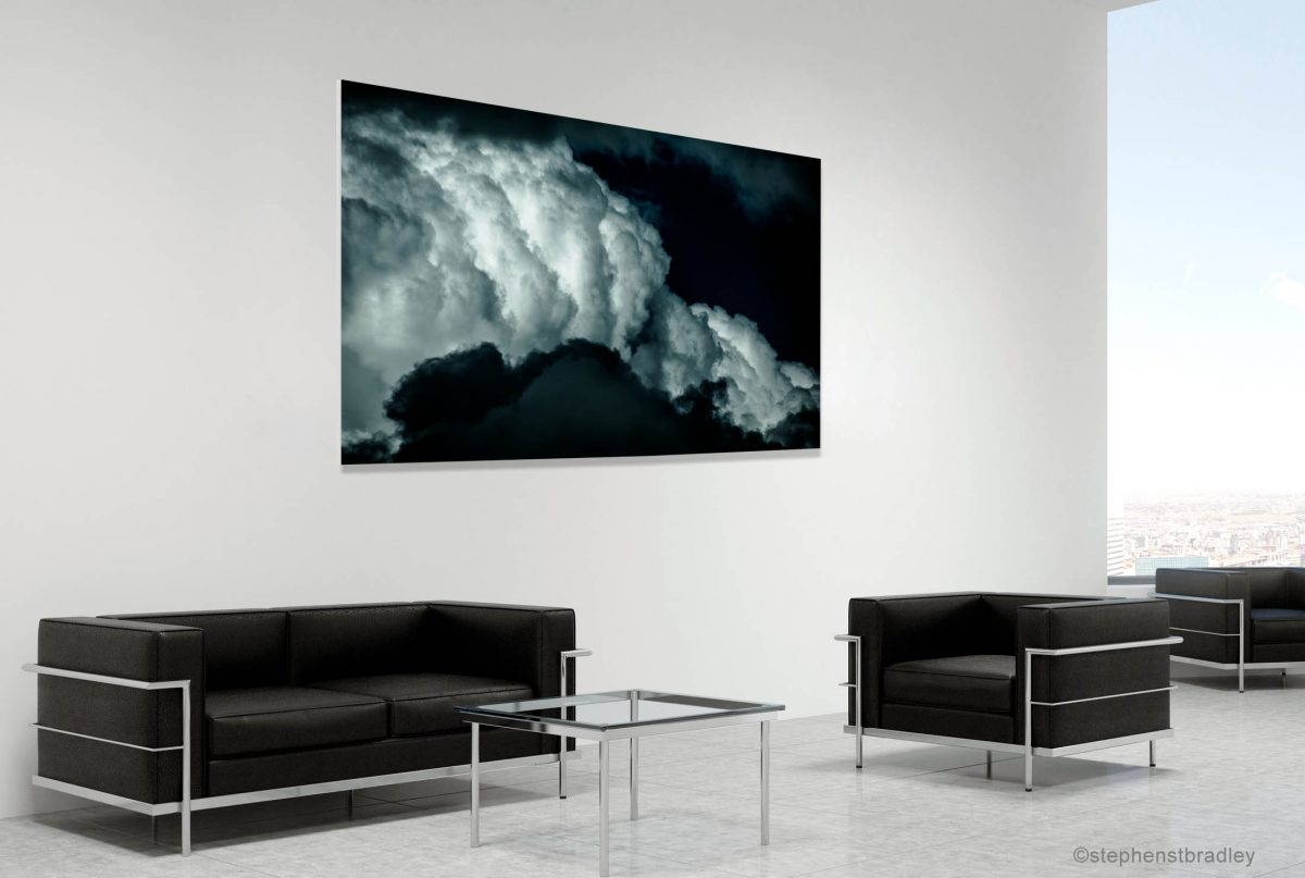 Fine art landscape photograph in a room setting - photo reference 6384.