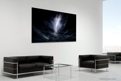 Fine art landscape photograph in a room setting - photo reference 4927.