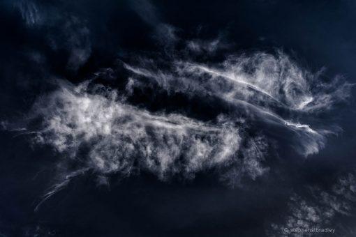 Sky Hunter - fine art landscape photo 5254 by Stephen S T Bradley.