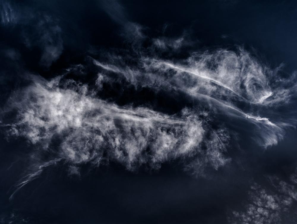 Sky Hunter - fine art landscape photograph 5254 by Stephen S T Bradley. Featured image.