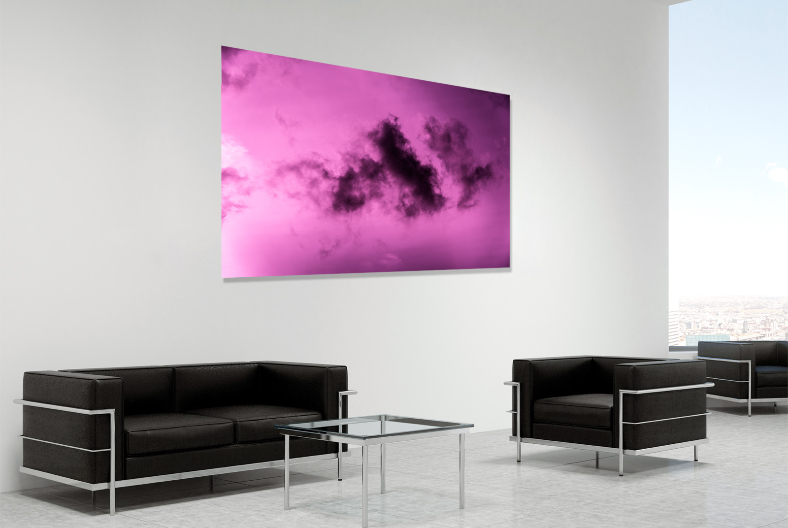Breakaway - Fine art landscape photograph in a room setting - photo reference 5456.