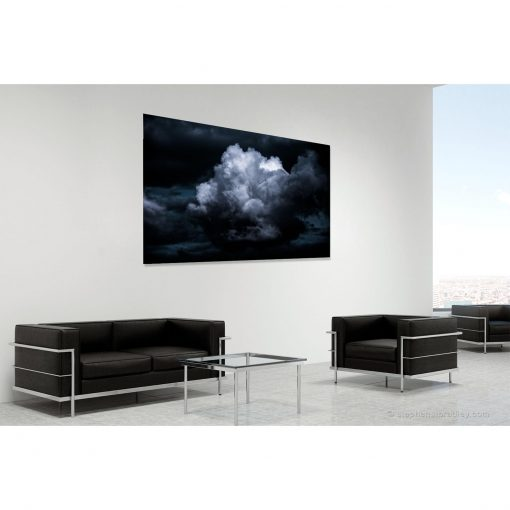 Fine art landscape photograph 5788, I am. Photo by in room setting.