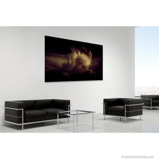 Loverly. Fine art photo of Ireland in room setting for sale - Stephen S T Bradley