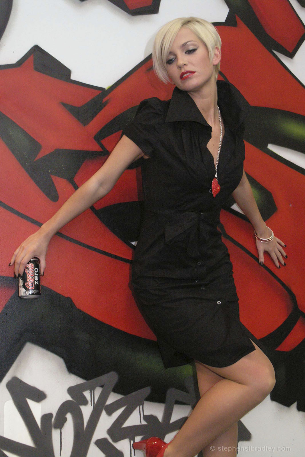 PR Photographer Dublin Ireland photo 1014101 - Sarah Harding Girls Aloud promoting Coca Cola Zero for Edelman PR