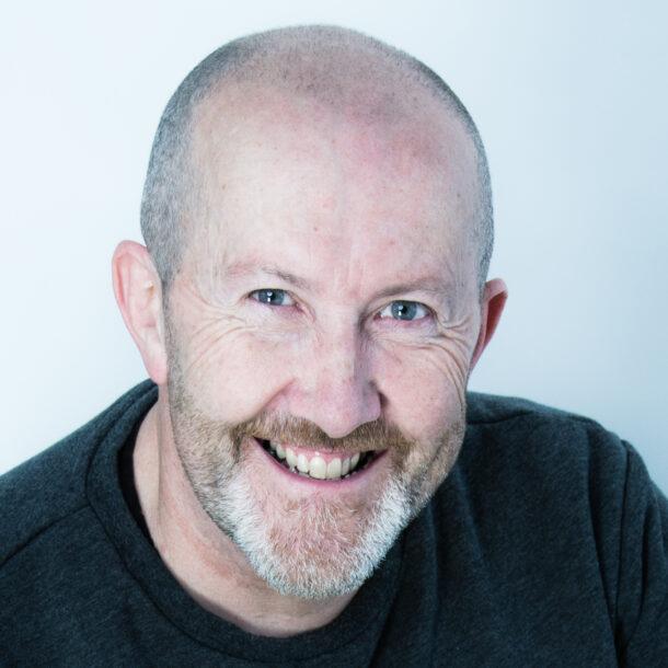Phoographer director Stephen S T Bradley