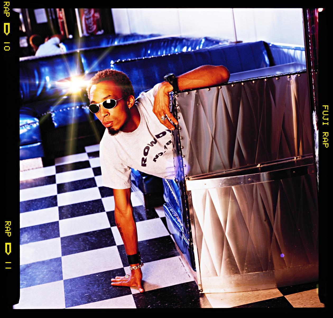 Editorial photography portfolio photo of Dallas Austin by Stephen S T Bradley editorial photographer Dublin, Ireland
