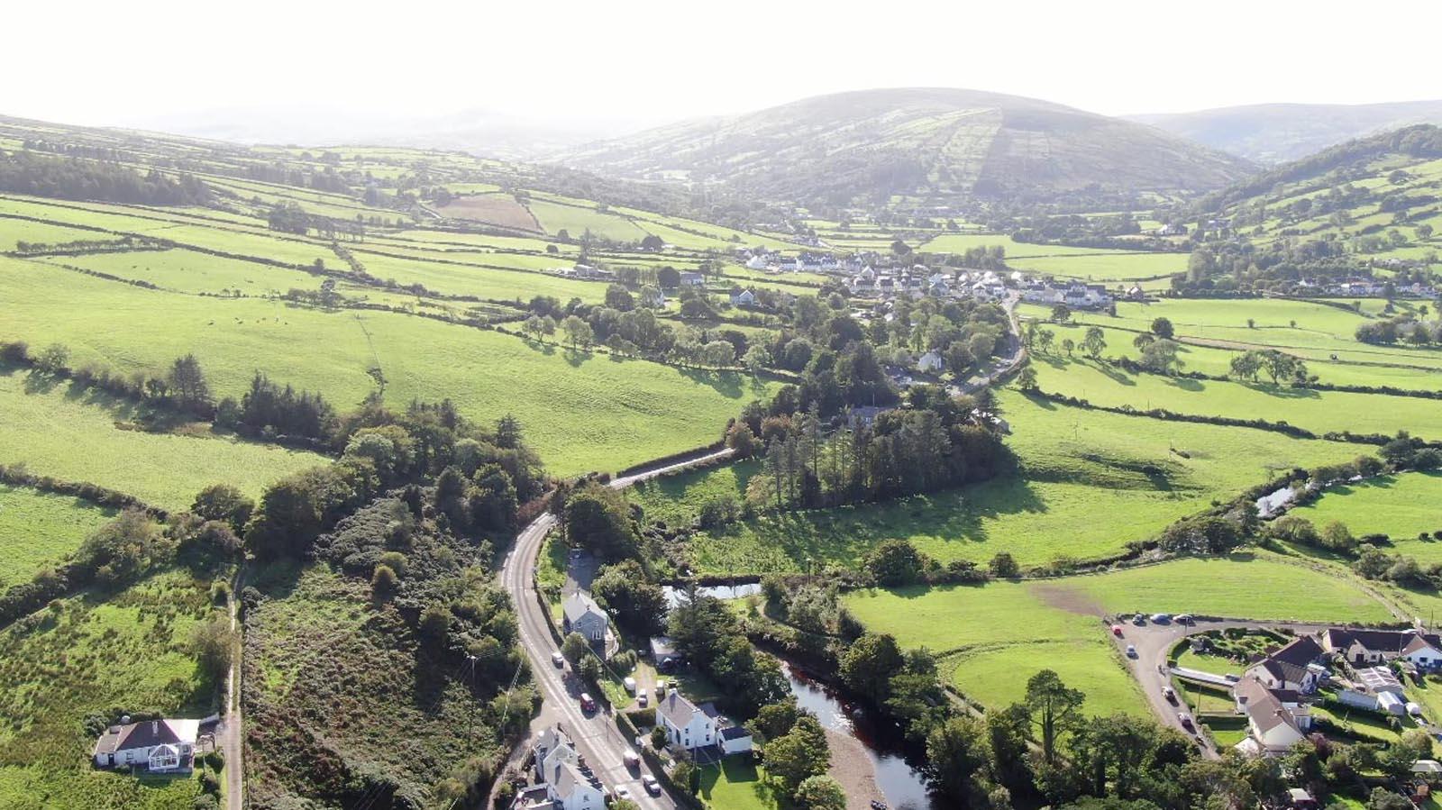 Photo: Aerial drone photography and video production services Dublin and Ireland portfolio - screenshot 5 of Cushendun video