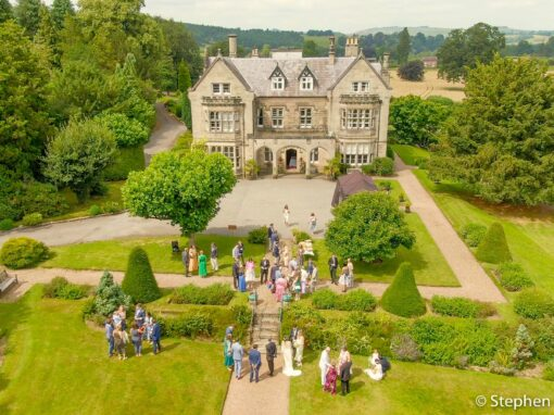 Birdsgrove wedding